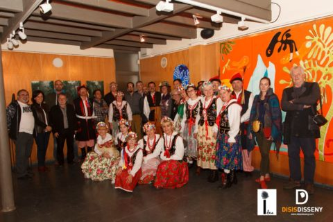 Afluents, Mostra Internacional d'Art i Cultura. Polònia 2015