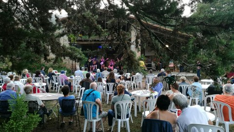 Concert de Las Taradas (Argentina) a Can Clos.